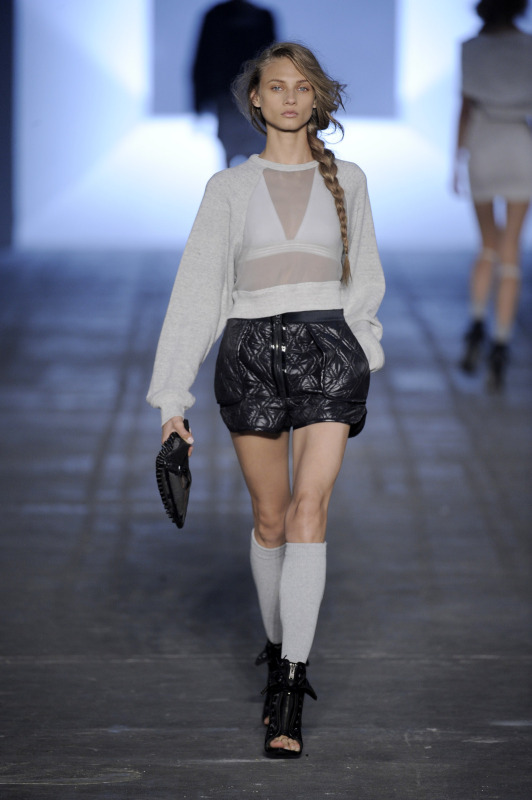 Alexander Wang Sp/Su 2010 Ready To Wear: Photo by Karl Prouse/Catwalking