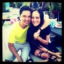 Banj and Sarah =)